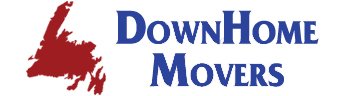Down Home Movers Logo